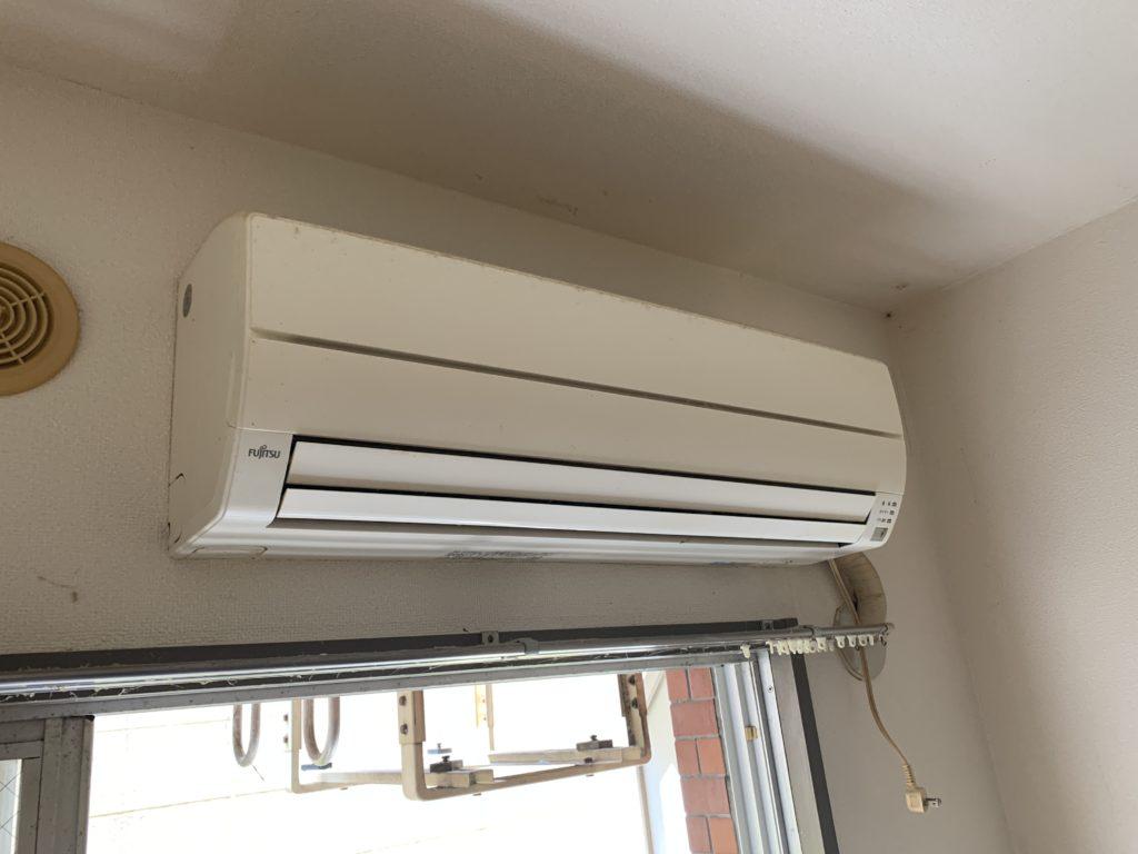 取り外し エアコン エアコン取り付け取り外し方法(DIY編)